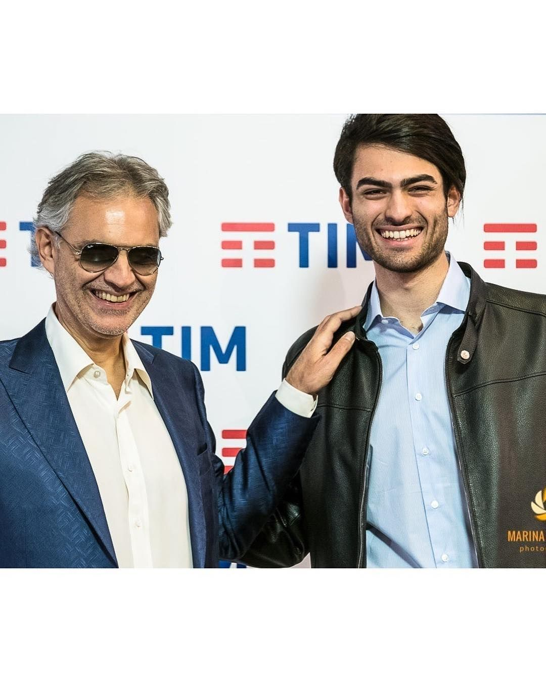 Matteo Bocelli Fan On Instagram Some Pictures Of Today Matteo