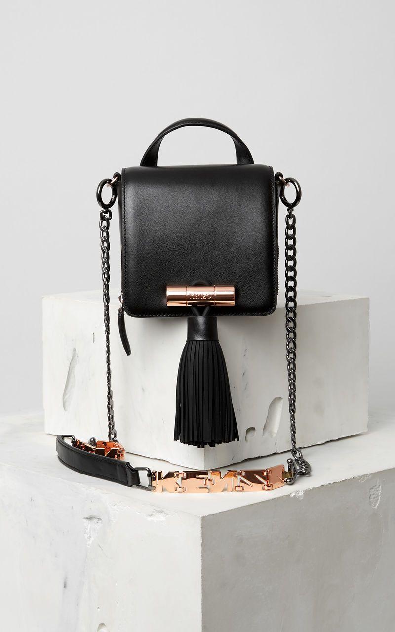 ec75603676 Sailor Bag , BLACK, KENZO   bags   Bags, Bags 2017, Bag accessories