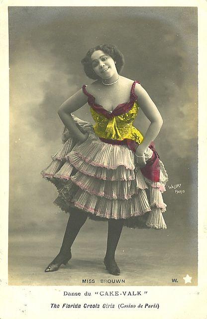 Public Domain - Postcard Images, Women by takeabreak, via Flickr
