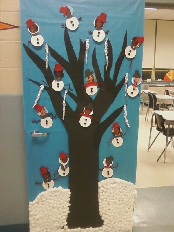 school christmas door decorating ideas - Google Search : christmas door decorating ideas for teachers - www.pureclipart.com