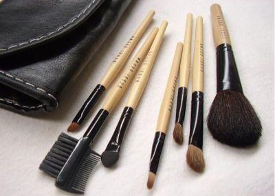 pinkmontag on hair  makeup  cosmetic brush set