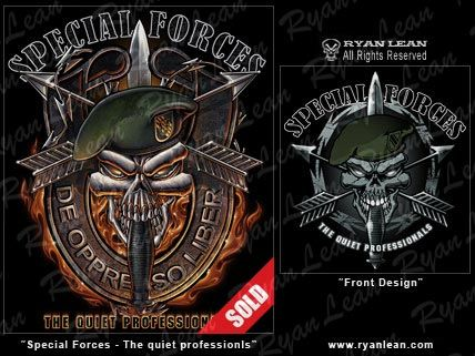 Special Forces Tattoo Designs | Special Forces Tattoos ...