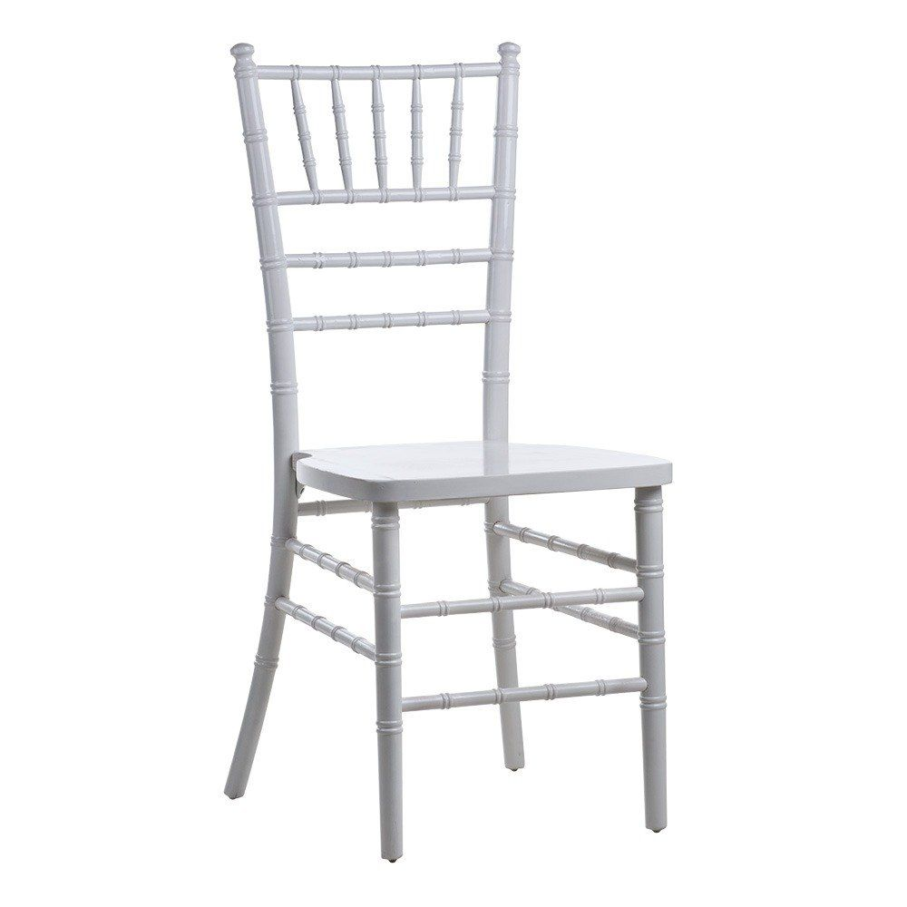 White Chiavari Chair  Chair, Chiavari chairs, Chiavari