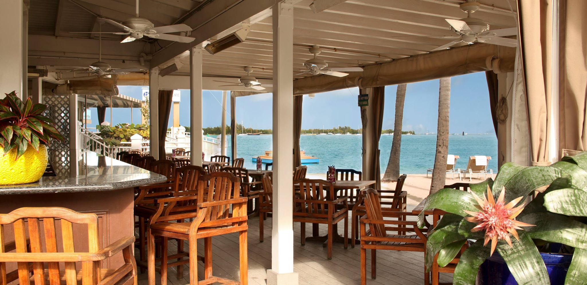 Ocean View Restaurants In Key West One Duval At The Pier House Resort