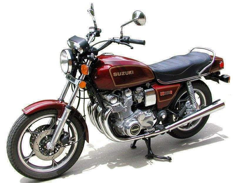 Suzuki 1000G Suzuki, Classic bikes, Suzuki motorcycle