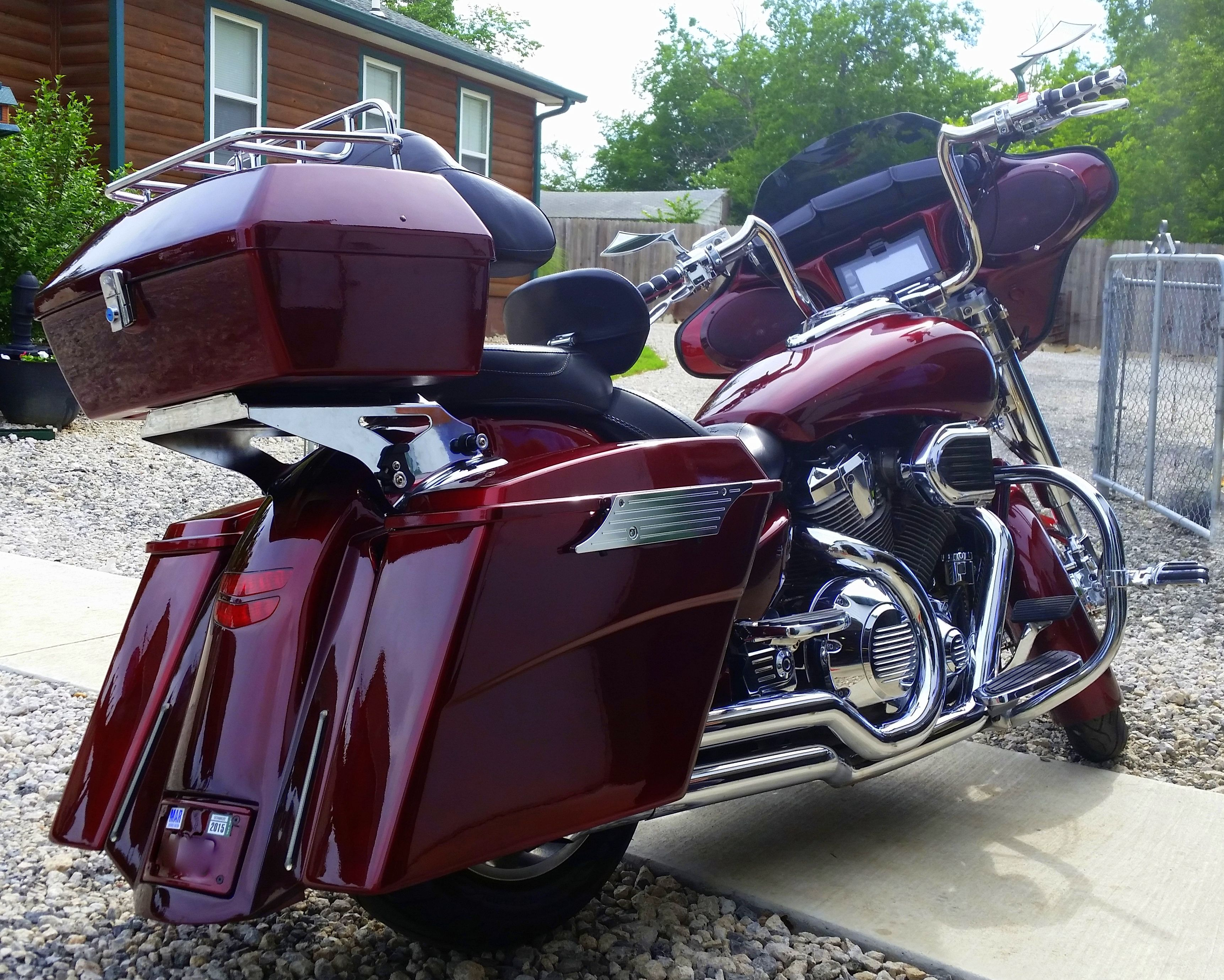 honda 1800 vtx 2004 custom baggers harley davidson cars motorcycles honda dream [ 3446 x 2760 Pixel ]