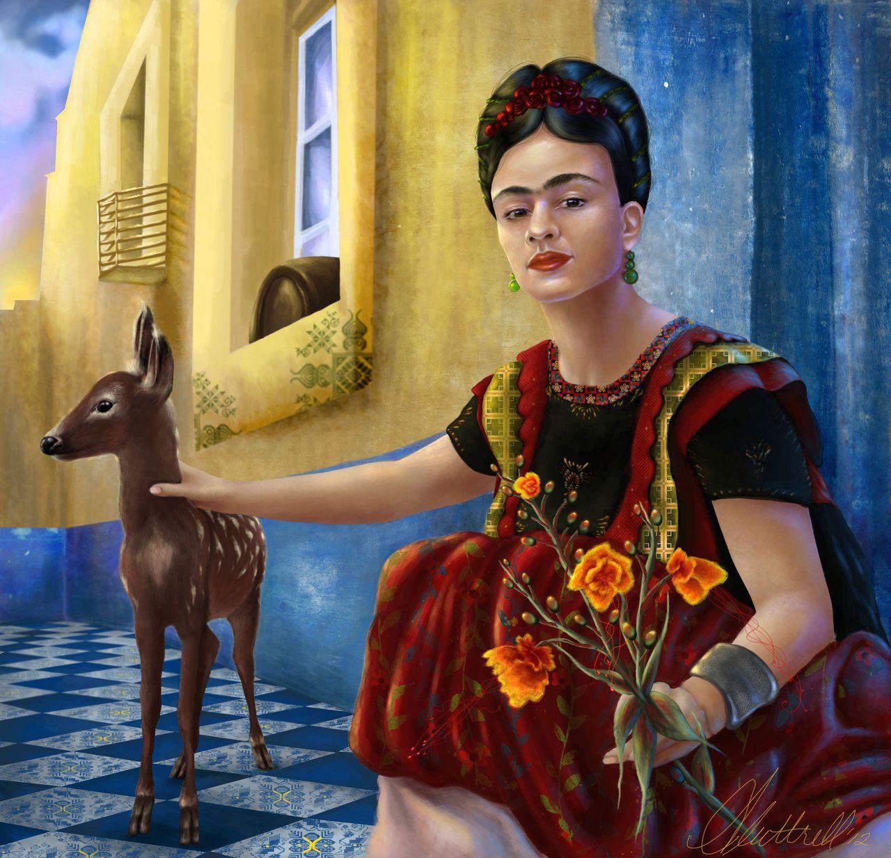 frida kahlo artwork and meaning | Frida Kahlo Paintings ...
