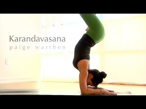ashtanga yoga mind  body episode 1  karandavasana con