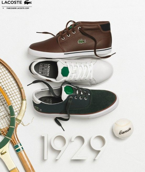 Lacoste - shoes photo styling