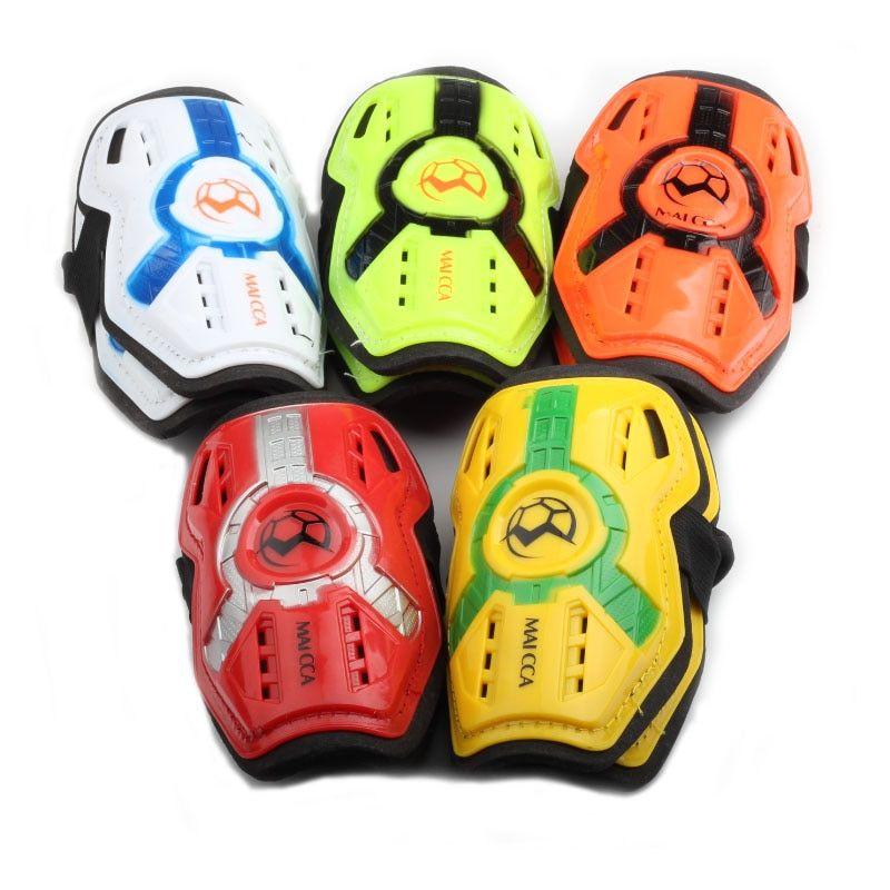 Children shin pads legs protector soccer kids professional