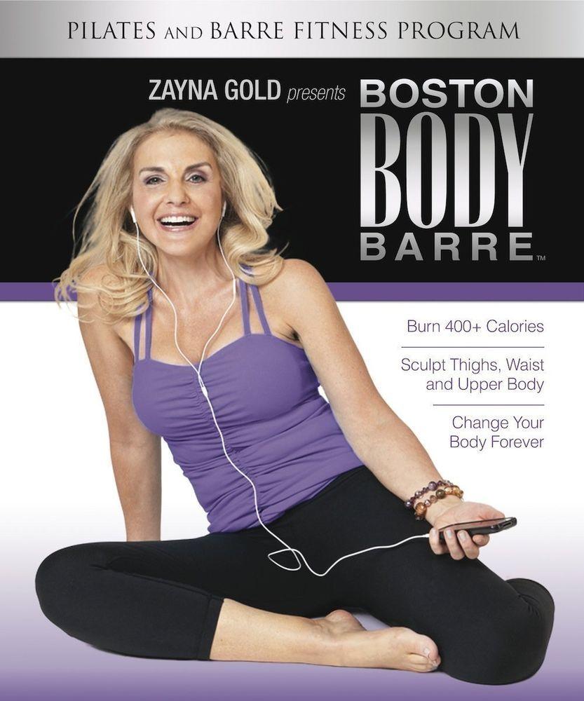 Pilates Pro Chair Tones Your Body Fitness Gizmos: PILATES & BARRE EXERCISE WORKOUT BOSTON BODY BARRE