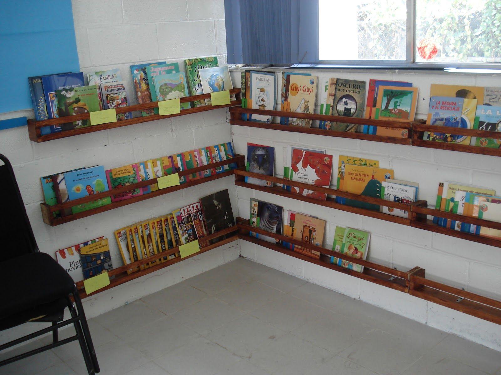 resultado de imagen de mobiliario bibliotecas escolares