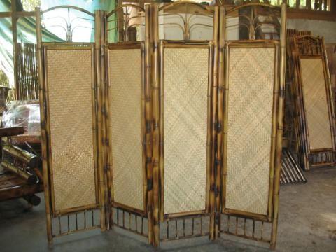 Bamboo Shelf And Dividers Surbambu Costa Rica