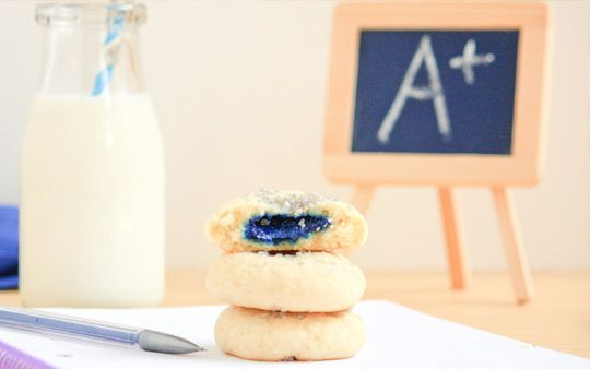 Inside-Out Sugar Cookies...I'm making these this weekend for sure