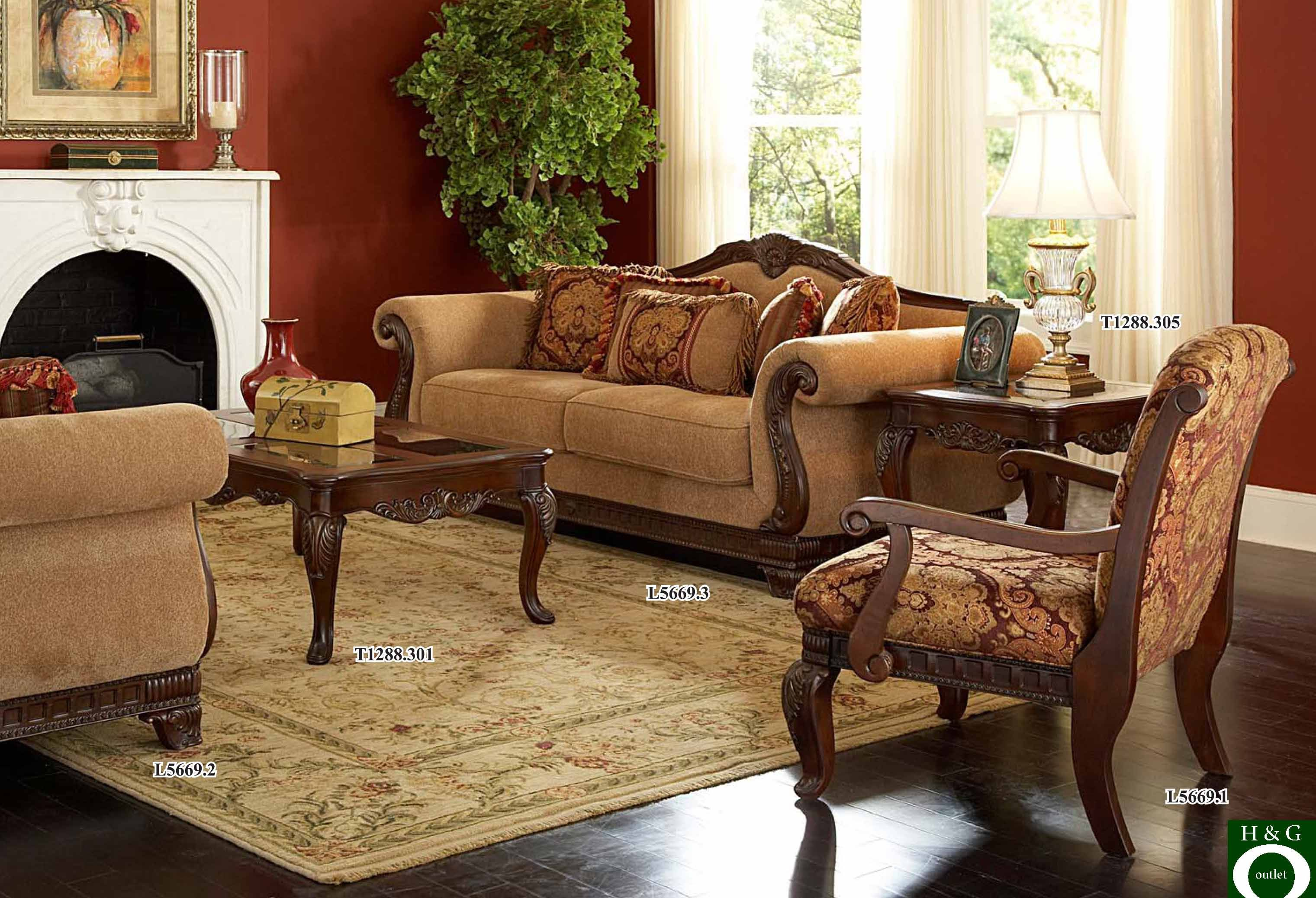 Furniture Living Room With Luxury Design For Beautiful