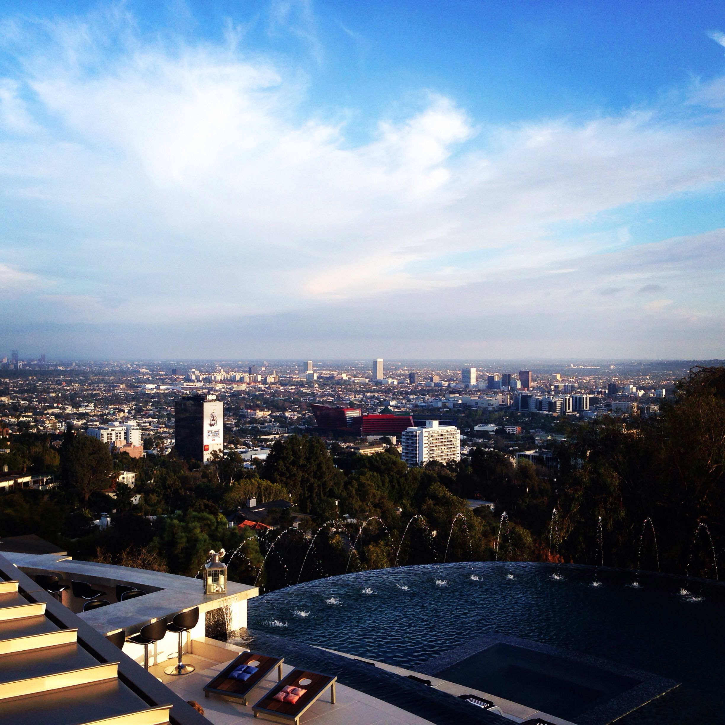 Hollywood City View