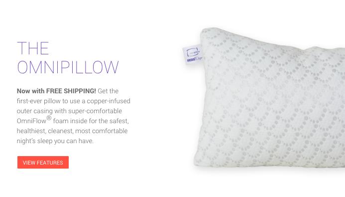 OmniPillow Best pillow, Bed pillows, Pillows