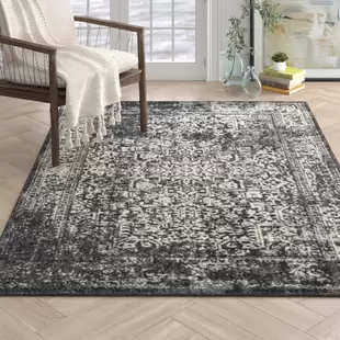 Black White Area Rugs You Ll Love In 2019 Wayfair Grey Area