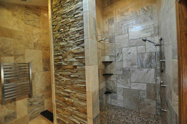 Moderne Badkamer Idees : Idées pour une salle de bain moderne minimaliste