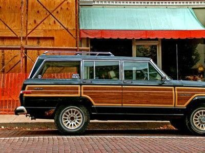 Old School Wagon New Cars For Sale Jeep Wagoneer