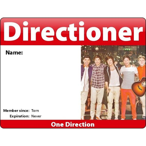Badge Maker Make Your Own Id Cards Liked On Polyvore Featuring One Direction Templates 1d And Backgrounds Badge Maker Badge How To Make