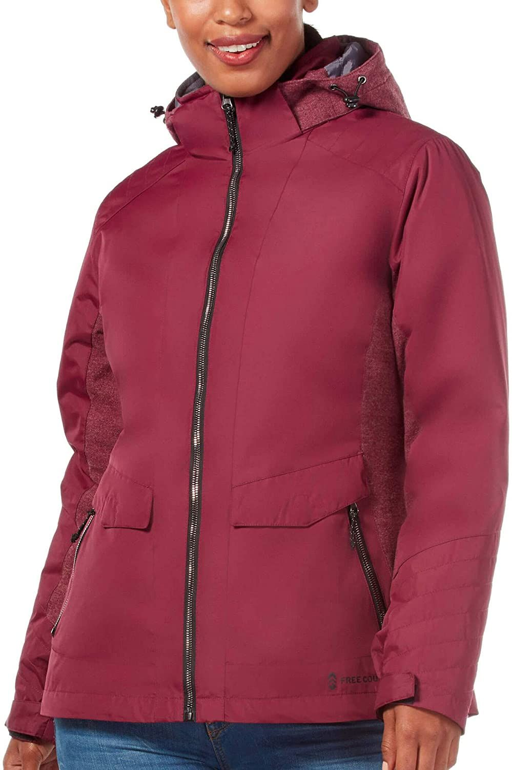 Price 59 99 Free Country Women 39 S Trillium 3 In 1 Systems Jacket At Amazon Women 39 S Coats Shop Country Women Coat Shop Oxford Sweaters [ 1500 x 999 Pixel ]