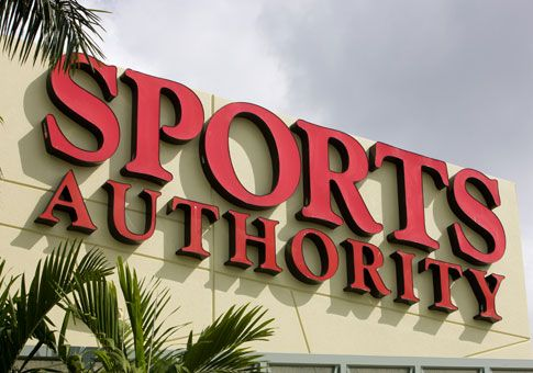 Dolphin Mall Sports Authority Sports Authority Sports Fun Sports