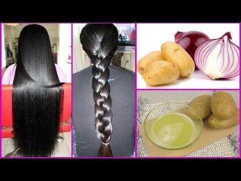 Astuce pour faire pousser les cheveux rapidement