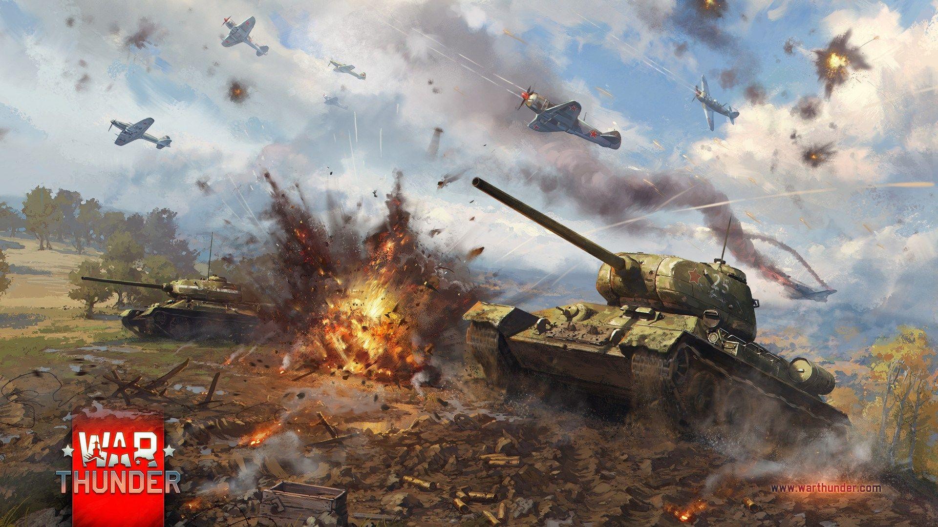 картинки вар тандер на рабочий стол танки