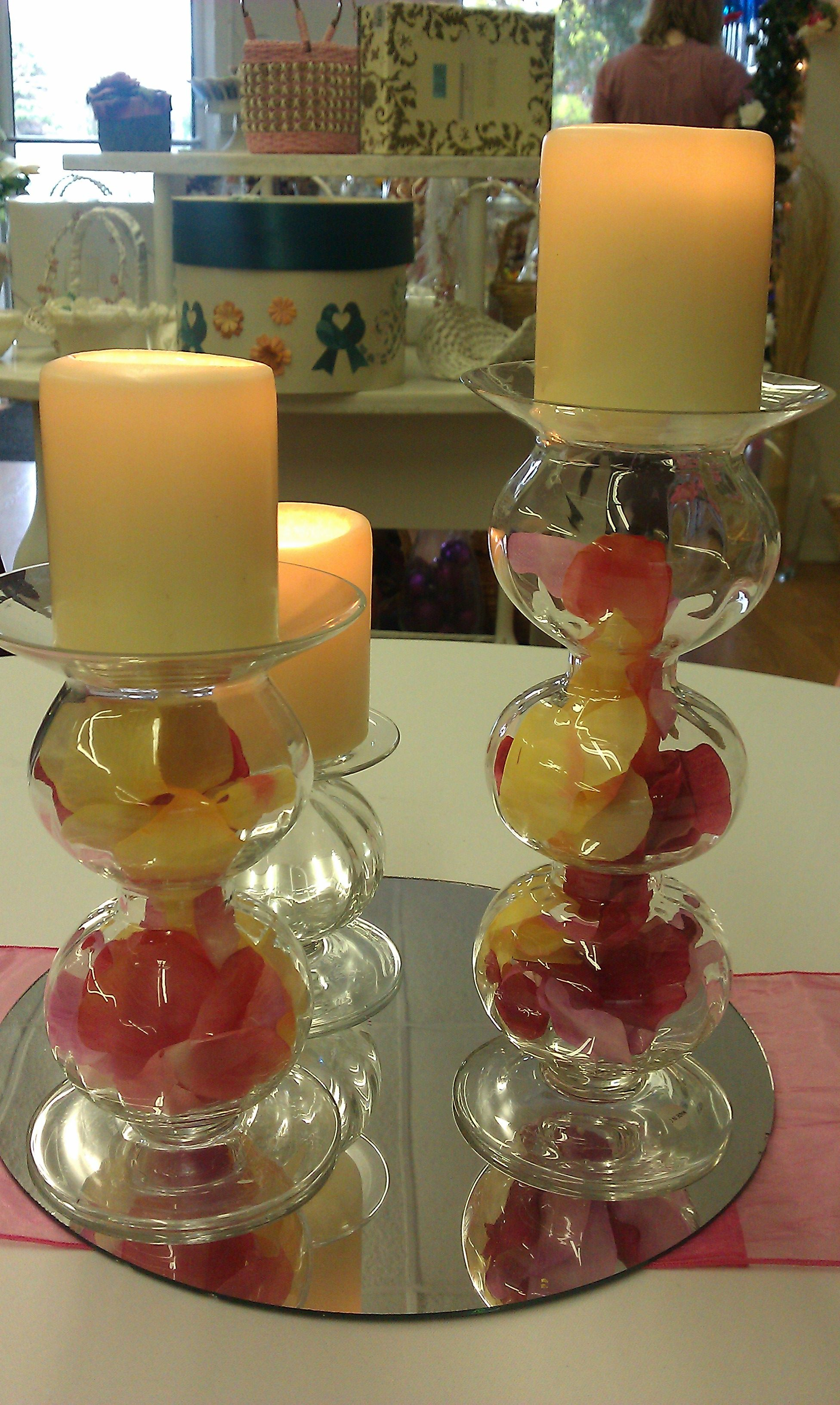 Pin by Bride To Be Consignment on Centerpiece Ideas