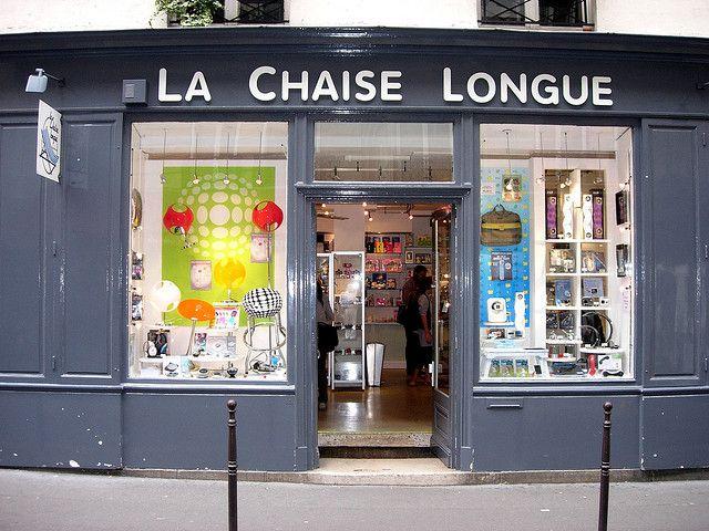 Paris Store Fronts Interior Windows Paris