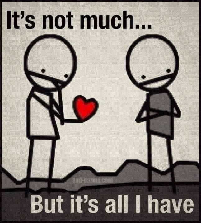 Photo of Soulmate And Love Quotes: Es ist nicht viel … Aber es ist alles was ich habe – Hall of Quotes   Ihre tägliche Quelle der besten Zitate
