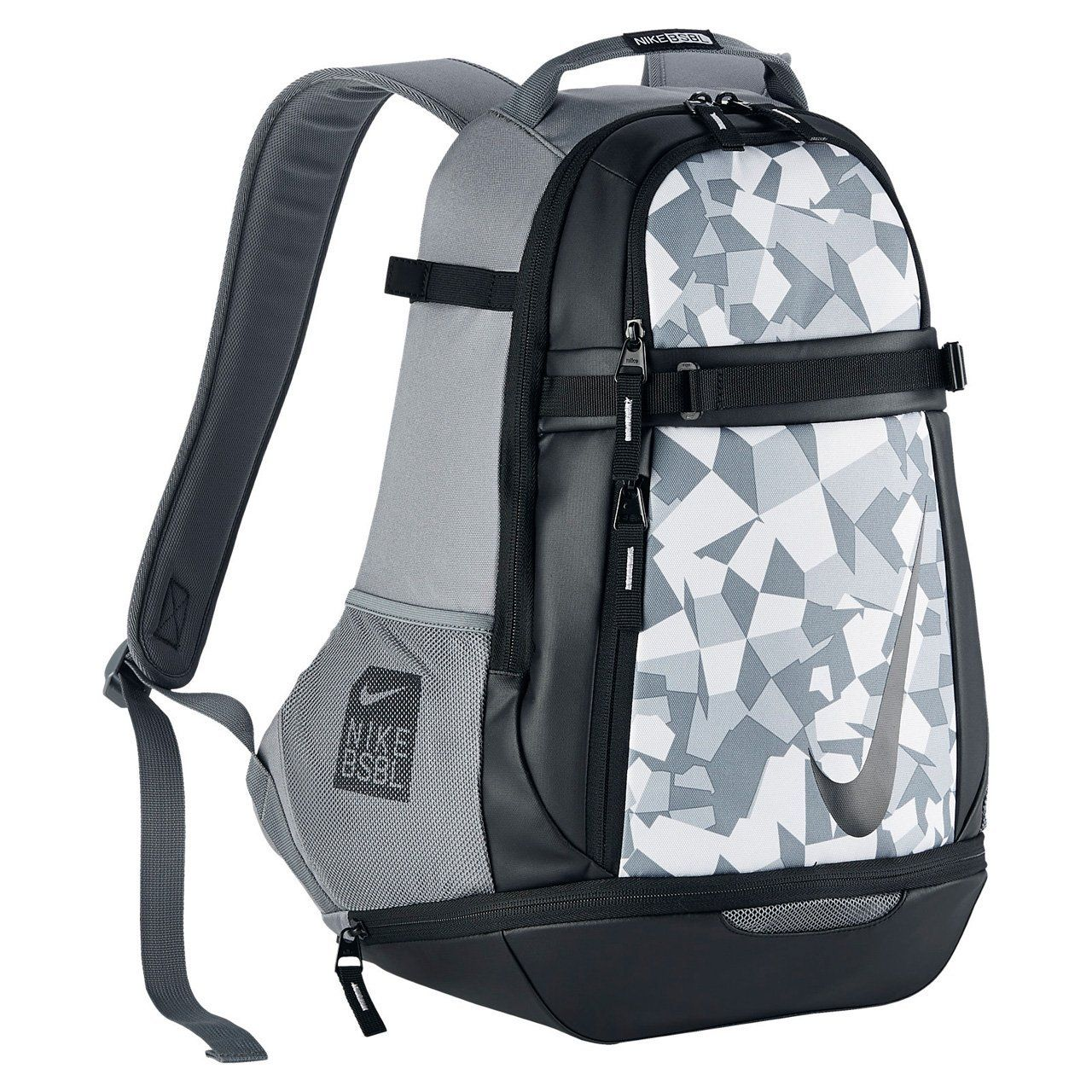 Nike Vapor Select 2.0 Graphic Backpack Grey Black BA5357-064 Sale 50%. Now  only  47.95 5c01eb655394d