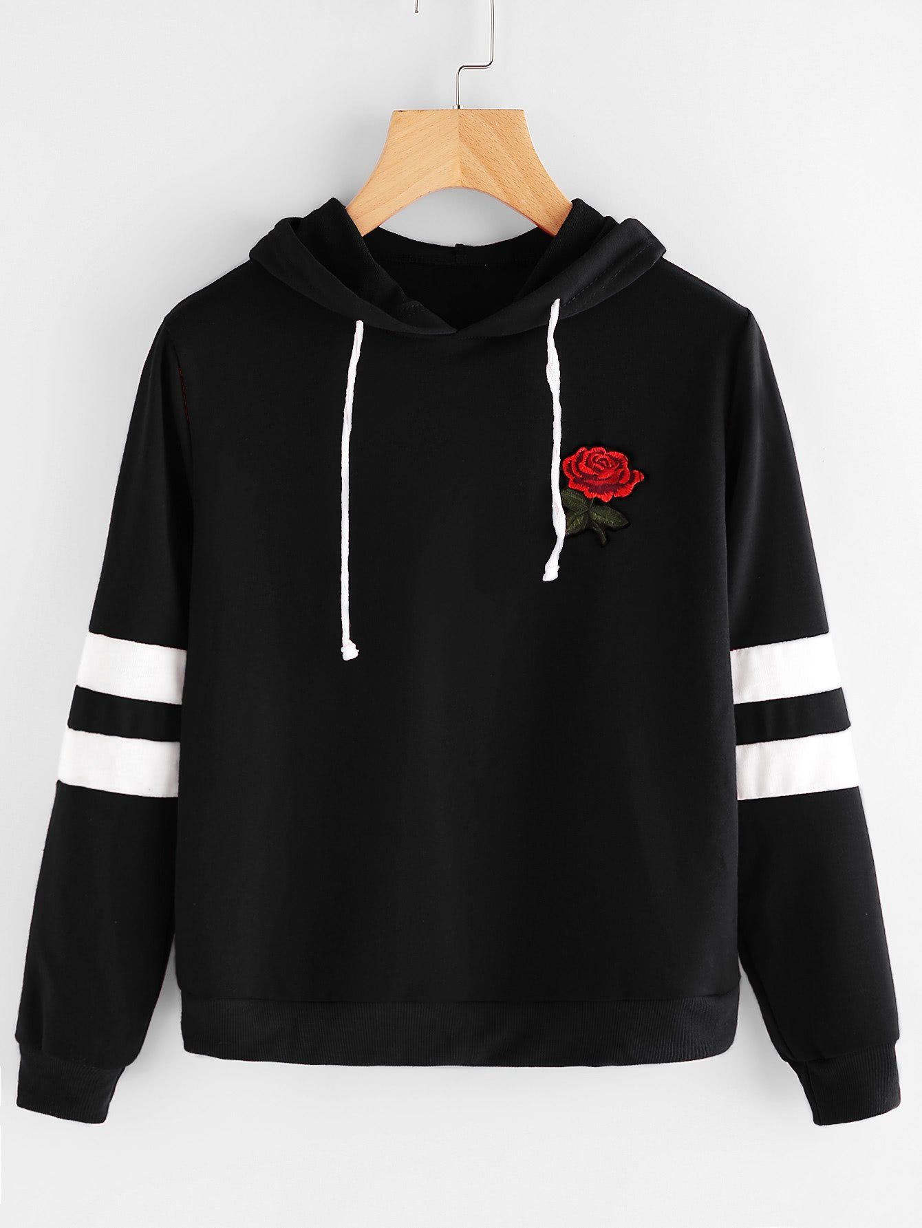 Embroidered School & College Hoodies by Textile Print