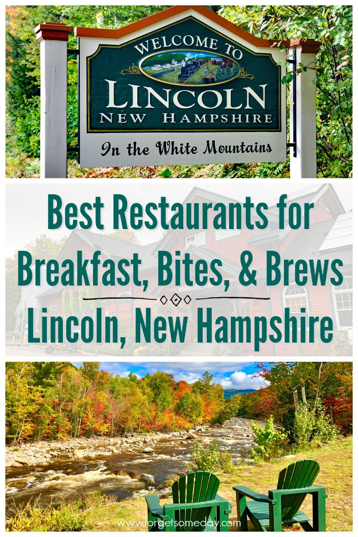 Lincoln Nh Restaurants New Hampshire Lincoln New
