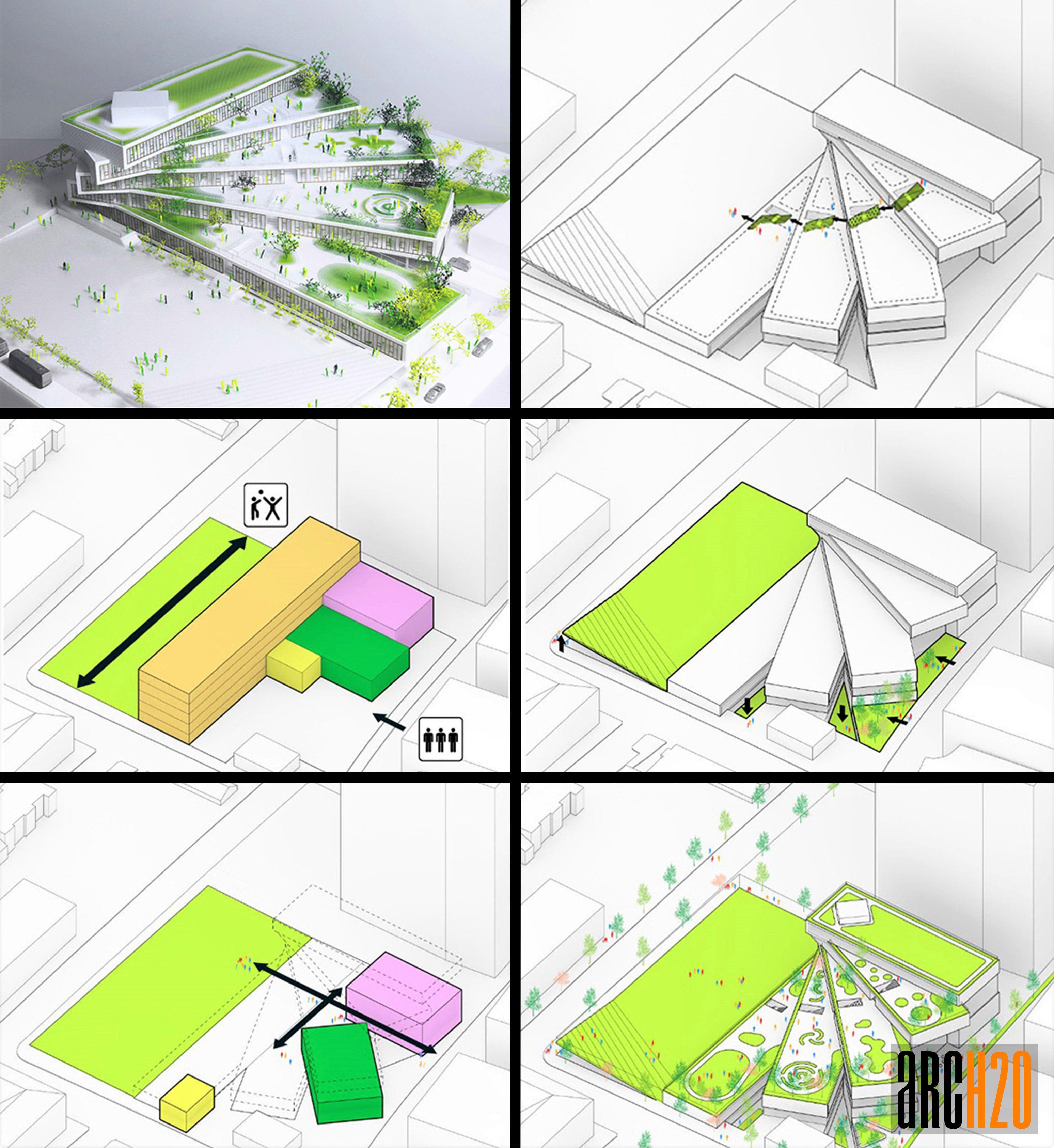 Wilson Secondary School Secondary School Diagram Design Site