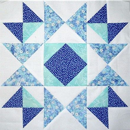 Family BOM Star 4 | Star, Star quilts and Patchwork : piecemeal quilts - Adamdwight.com