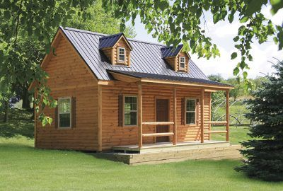 Amish Prefab Cabins And Cape Cod Style Modular Homes Prefab Log Cabins Prefab Log Homes Modular Log Homes