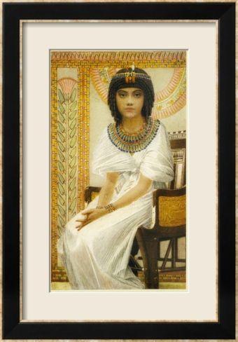 Ankhesenamun, Queen of Tutankhamun http://imgc.artprintimages.com/images/art-print/queen-ankhesenamun-queen-of-tutankhamun_i-G-25-2574-WADVD00Z.jpg