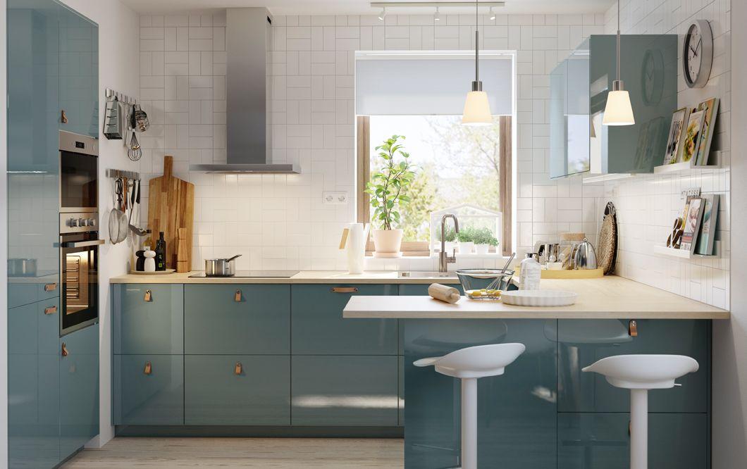 Sprytna Stylowa I Towarzyska Kitchen In 2019 Ikea