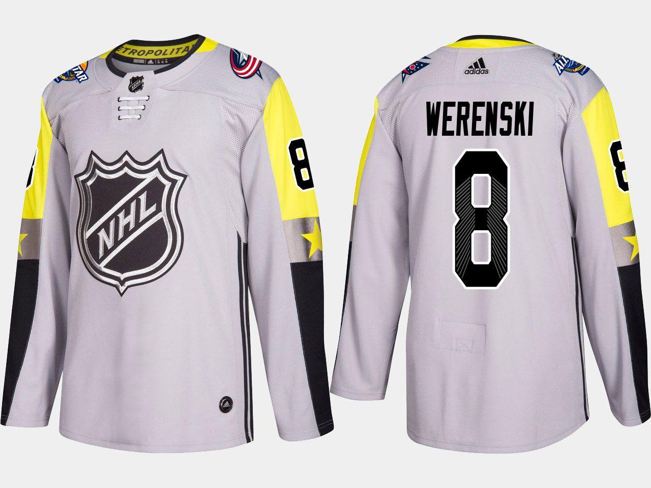 2018 NHL All Star Metropolitan Division Premier Adidas Jerseys  cee3f824a