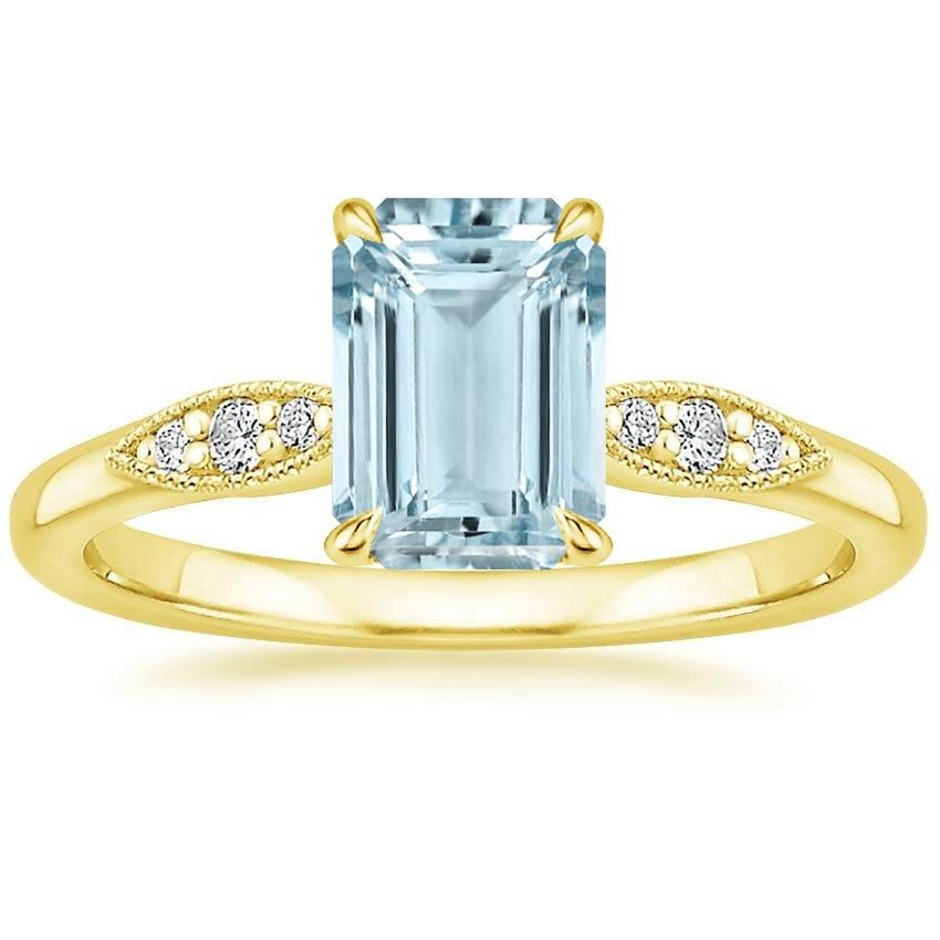 Élégant 1 CT Emerald Sterling 925 Argent MICRO PAVE Ring Taille 5-10