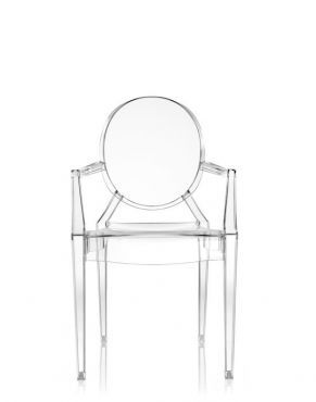 Kartell Louis Ghost Phillippe Starck 450 With Images Louis Ghost Chair Ghost Chair Ghost Armchair