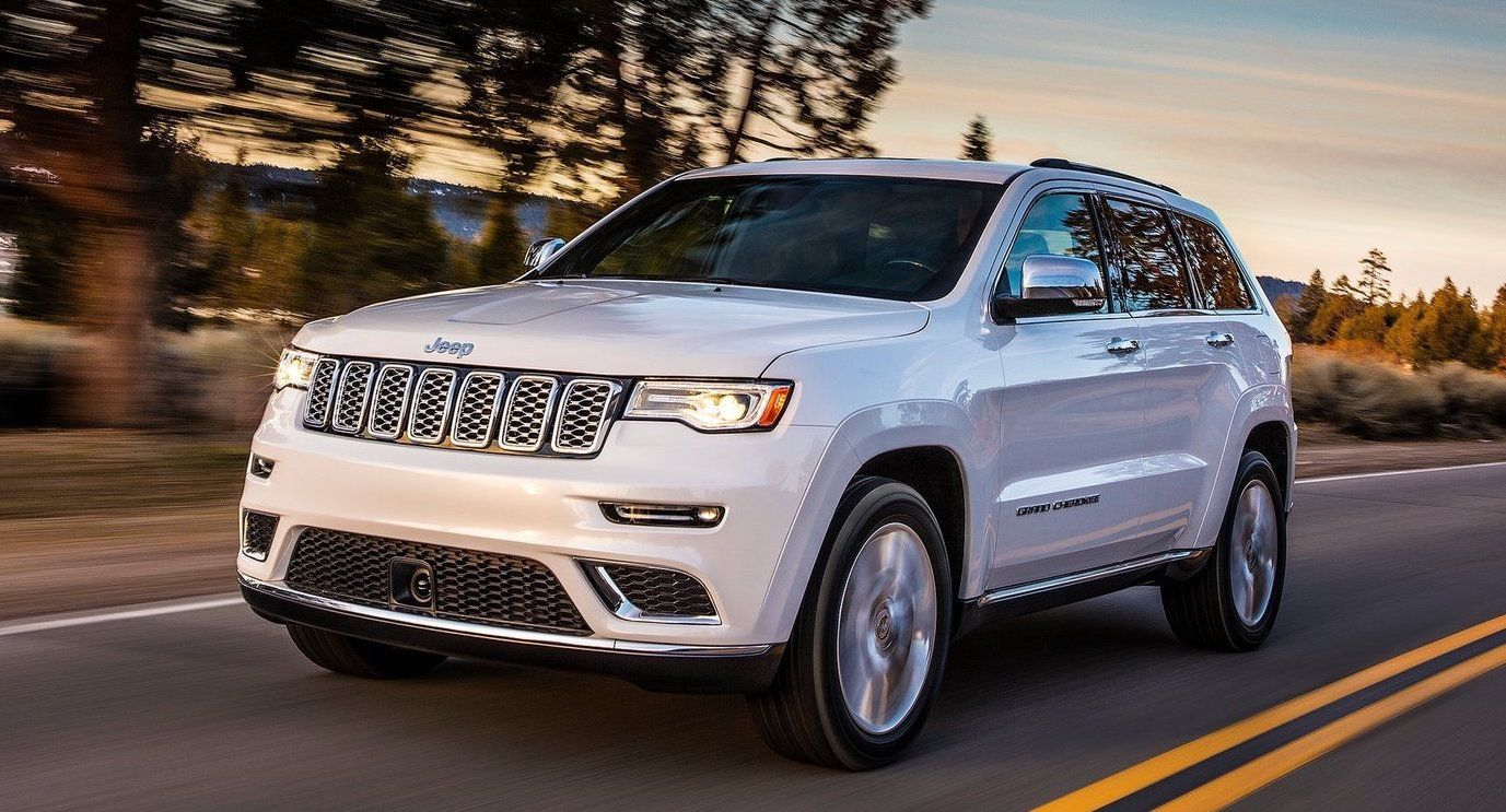 2019 Jeep Grand Cherokee Release Date Redesign and Price