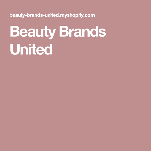 Beauty Brands United