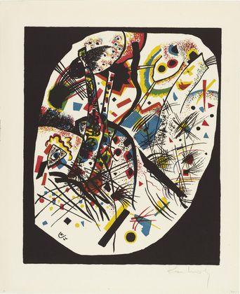 Small World Iii 1922 Vasily Kandinsky Wassily Kandinsky Kandinsky Kandinsky Art