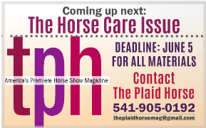 The Plaid Horse The Horse Care Issue www.The Plaid Horse.com