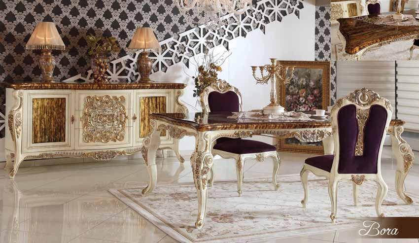 Zeliha Lks Klasik Yemek Odas Takm YemekOdas DiningRoom Decoration Ev