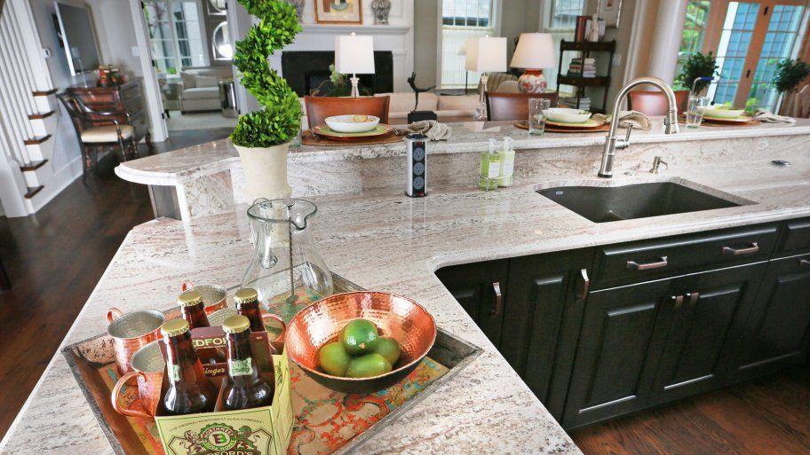 How much do granite countertops cost unique kitchen