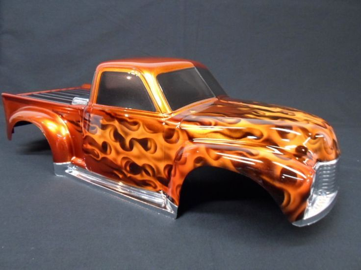 RC Paint Bodies on Pinterest | Rc Cars, Custom Paint and